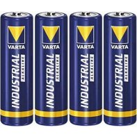 Varta AA LR06 Alcalines batteries in sets of 4