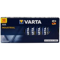 Varta Alkaline Batteries AAA Per 10