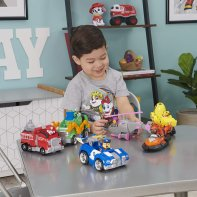 Vehicles and figures Paw Patrol The Movie