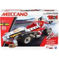 Véhicules de course 10 modèles Meccano 6060104