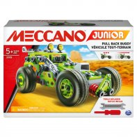 Voiture A Rétrofriction Meccano Junior