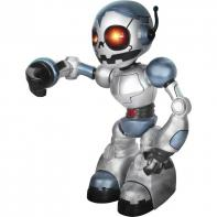 WowWee ZombieBot Deluxe Silver