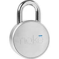 Connected Gray padlock Noké
