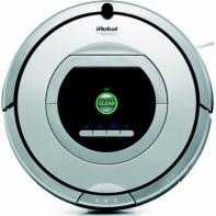 iRobot Roomba 760 Vacuuming Refurbished