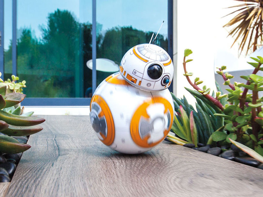 Sphero Star Wars: presentation of robot