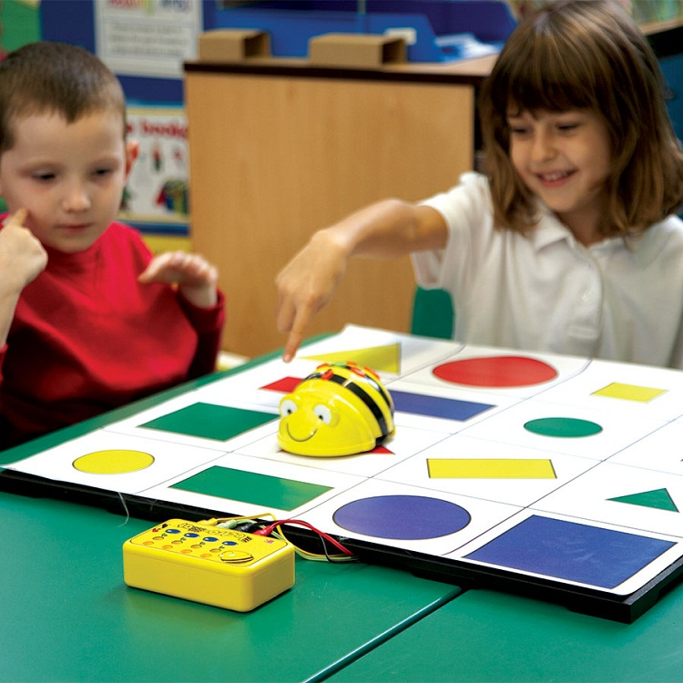 Beebot, educational robot from nursery school
