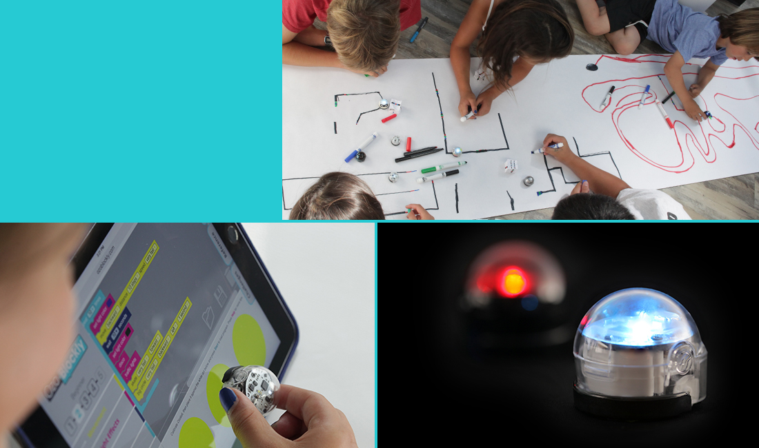 Ozobot robot: the guide for the classroom