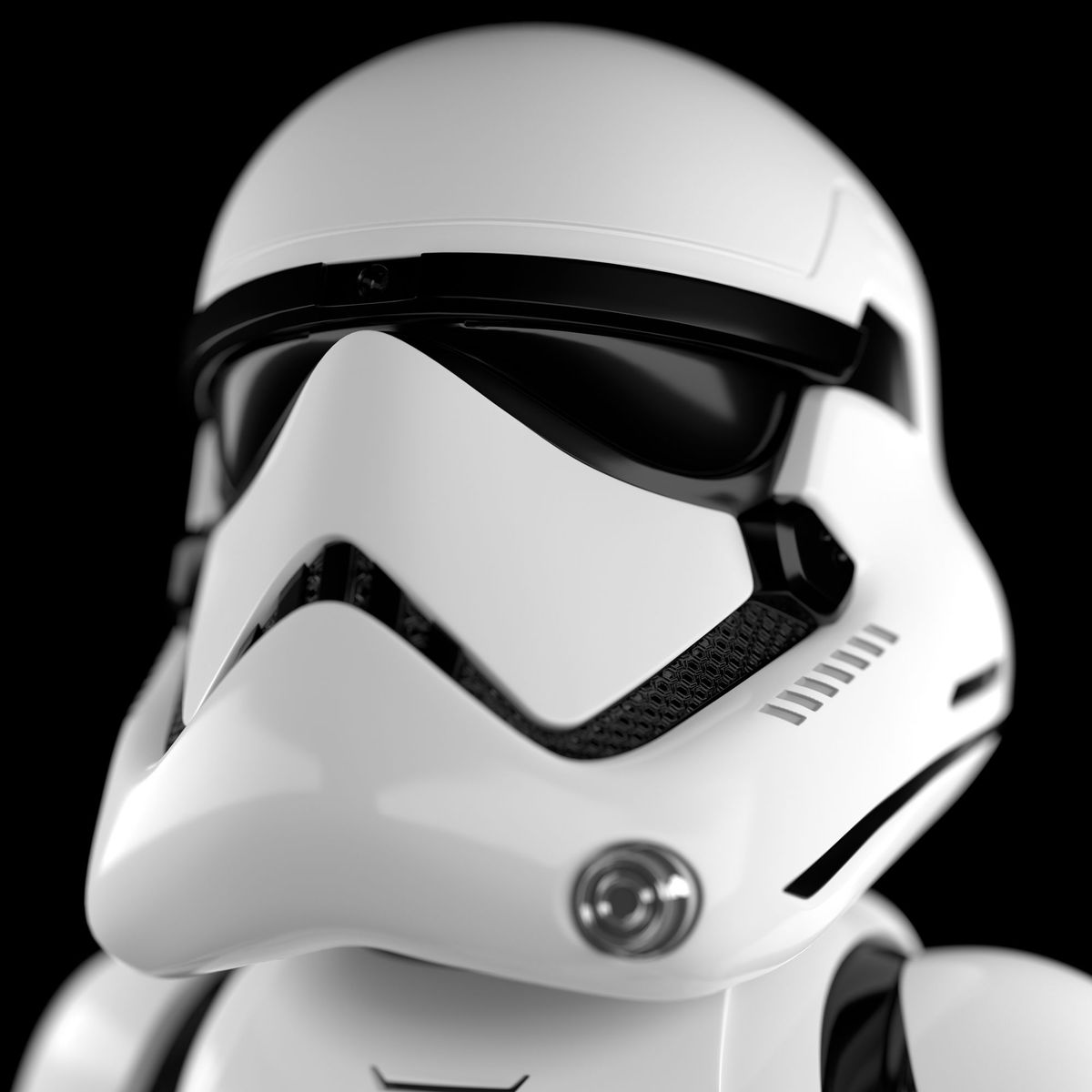 Stormtrooper, Star Wars toy robot