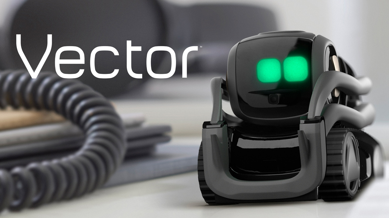 The Vector robot raises $1,800,000