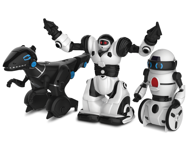Robots jouets WowWee