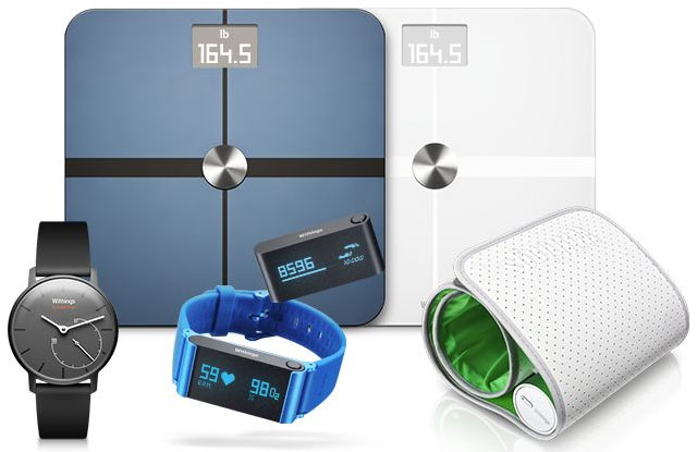 Nouvelle Gamme : Withings