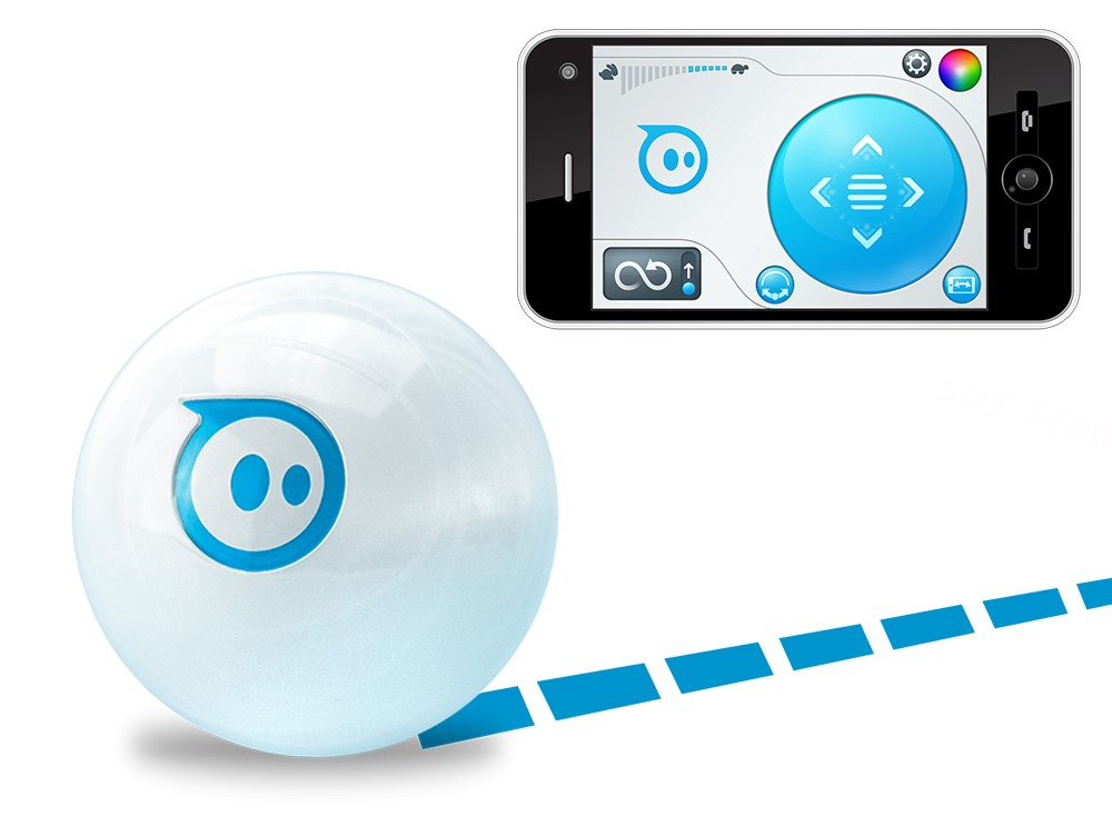 La balle robotique Sphero passe le test !