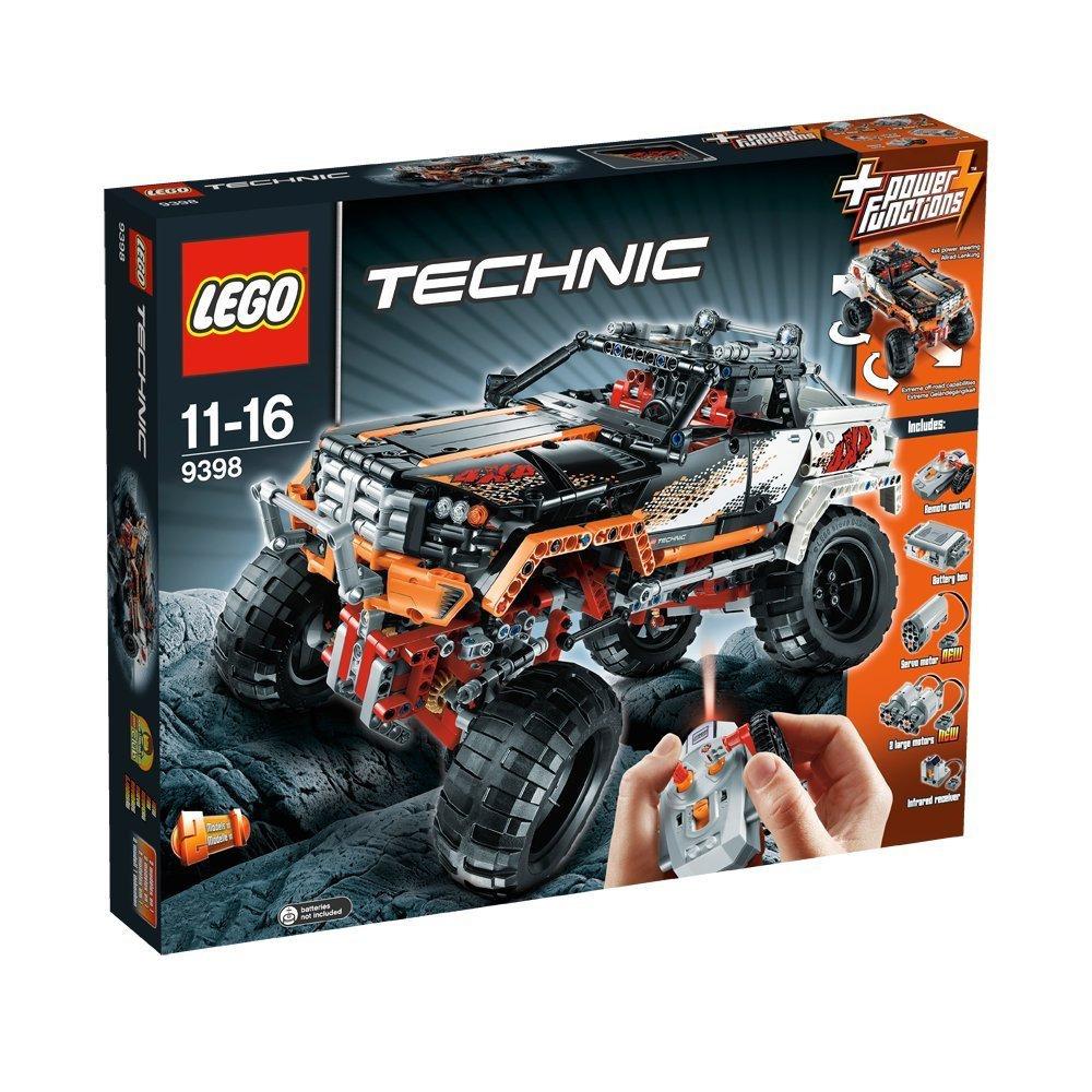 acheter un 4x4 crawler lego technic 9398 sur robot advance. Black Bedroom Furniture Sets. Home Design Ideas