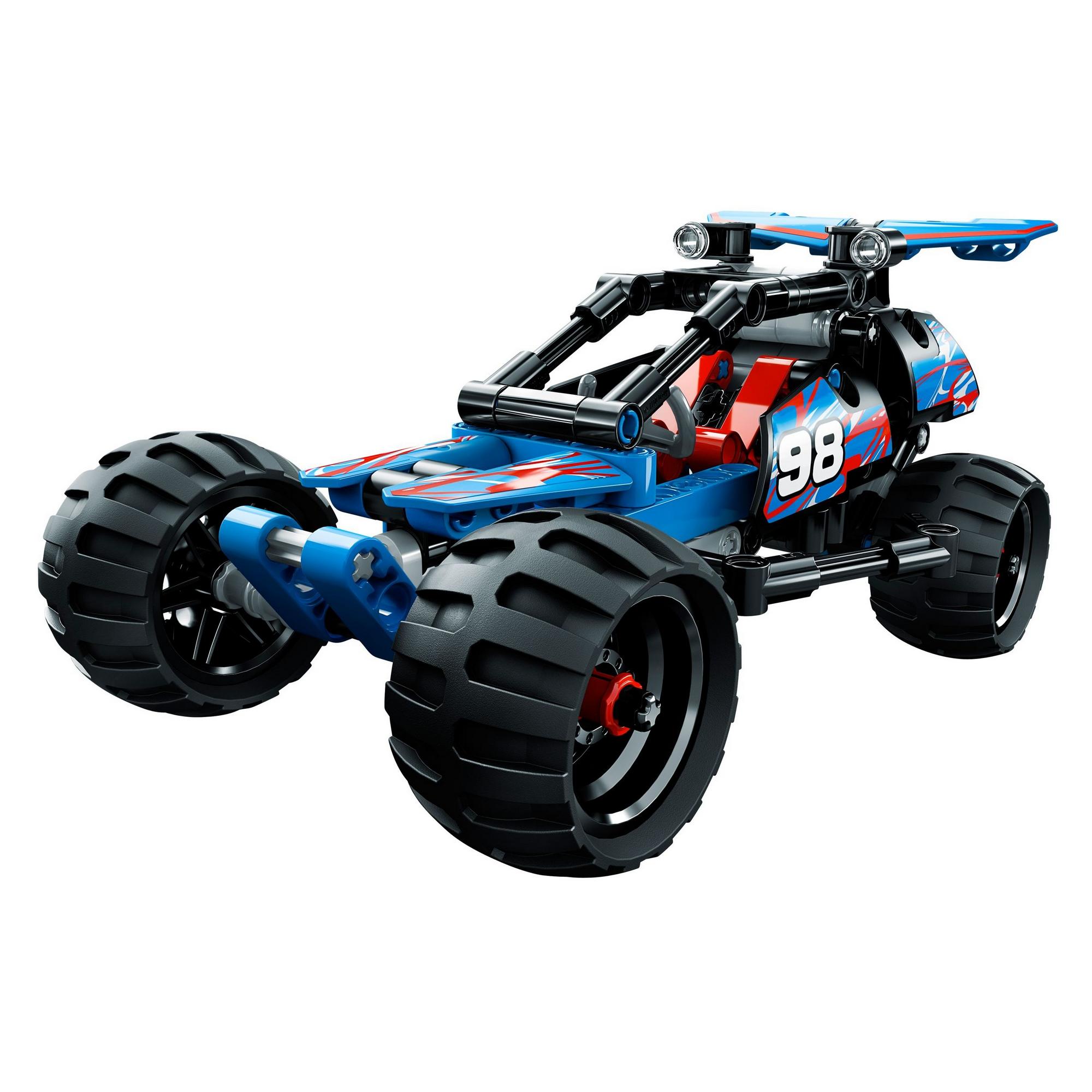 acheter un buggy tout terrain lego technic 42010 sur robot advance. Black Bedroom Furniture Sets. Home Design Ideas