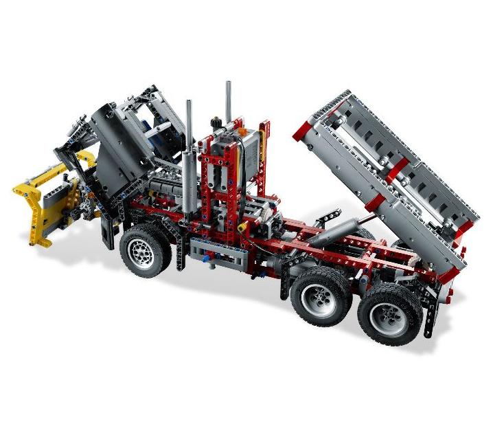 acheter un camion forestier lego technic 9397 sur robot. Black Bedroom Furniture Sets. Home Design Ideas