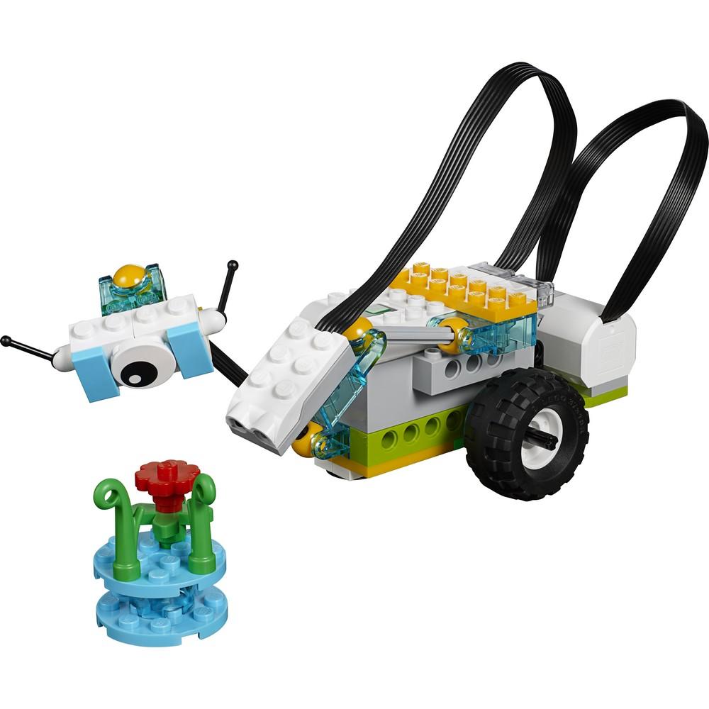 Ensemble de base LEGO® Education WeDo2.0 (Logiciel Et Pack D'Activités Inclus)
