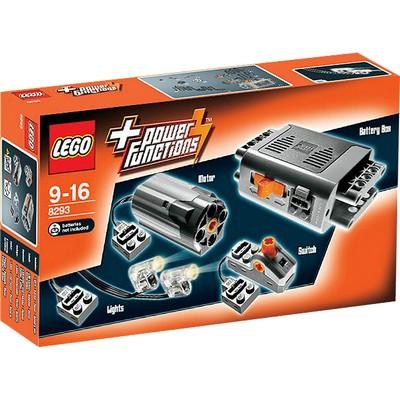 kit moteur power functions 8293 ensemble lego. Black Bedroom Furniture Sets. Home Design Ideas