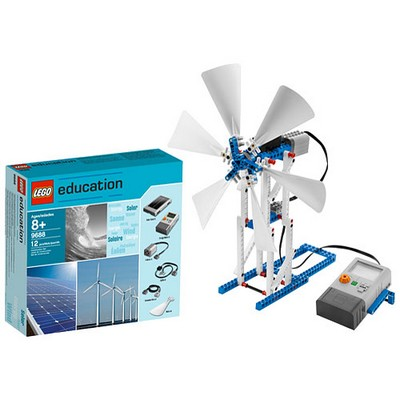 acheter un kit energies renouvelables lego education pack d 39 activits inclus sur robot advance. Black Bedroom Furniture Sets. Home Design Ideas