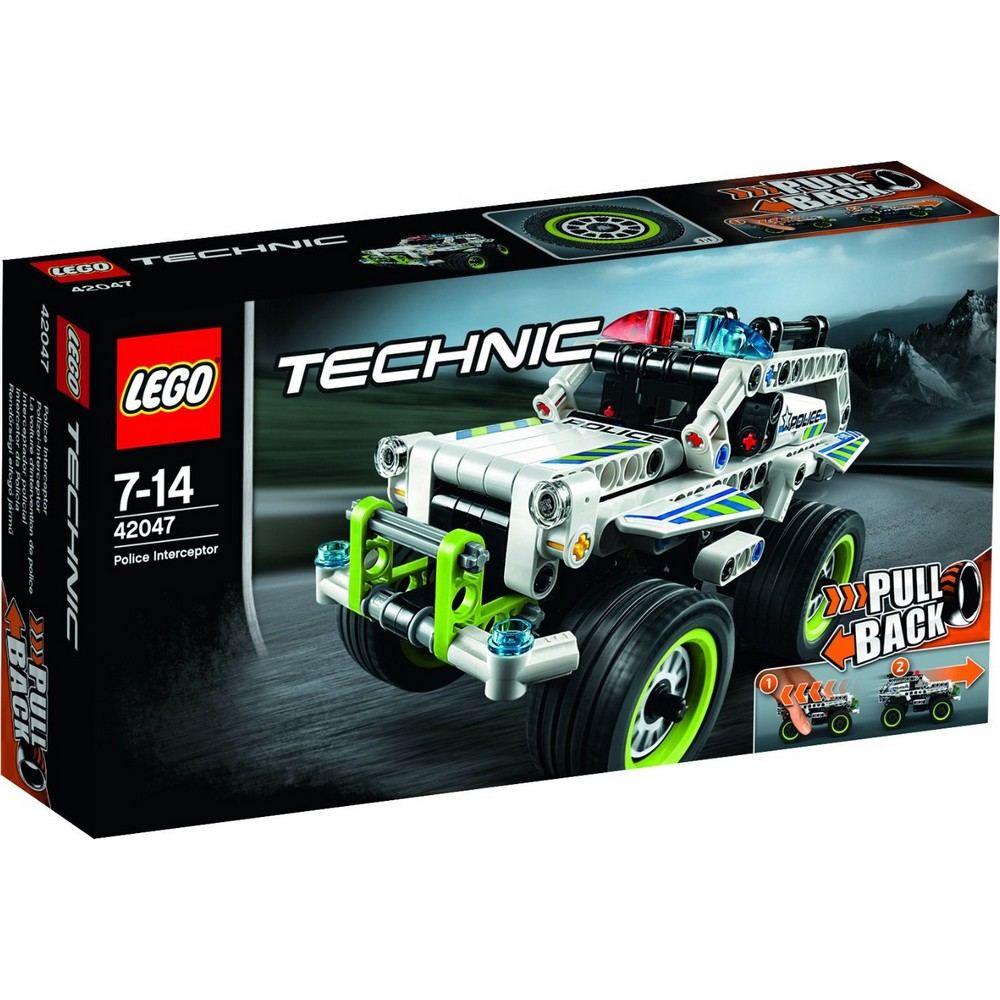 lego technic 42047 voiture d 39 intervention de police. Black Bedroom Furniture Sets. Home Design Ideas