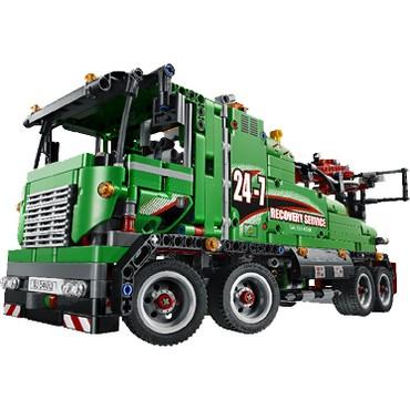 acheter un le camion de service lego technic 42008 sur robot advance. Black Bedroom Furniture Sets. Home Design Ideas
