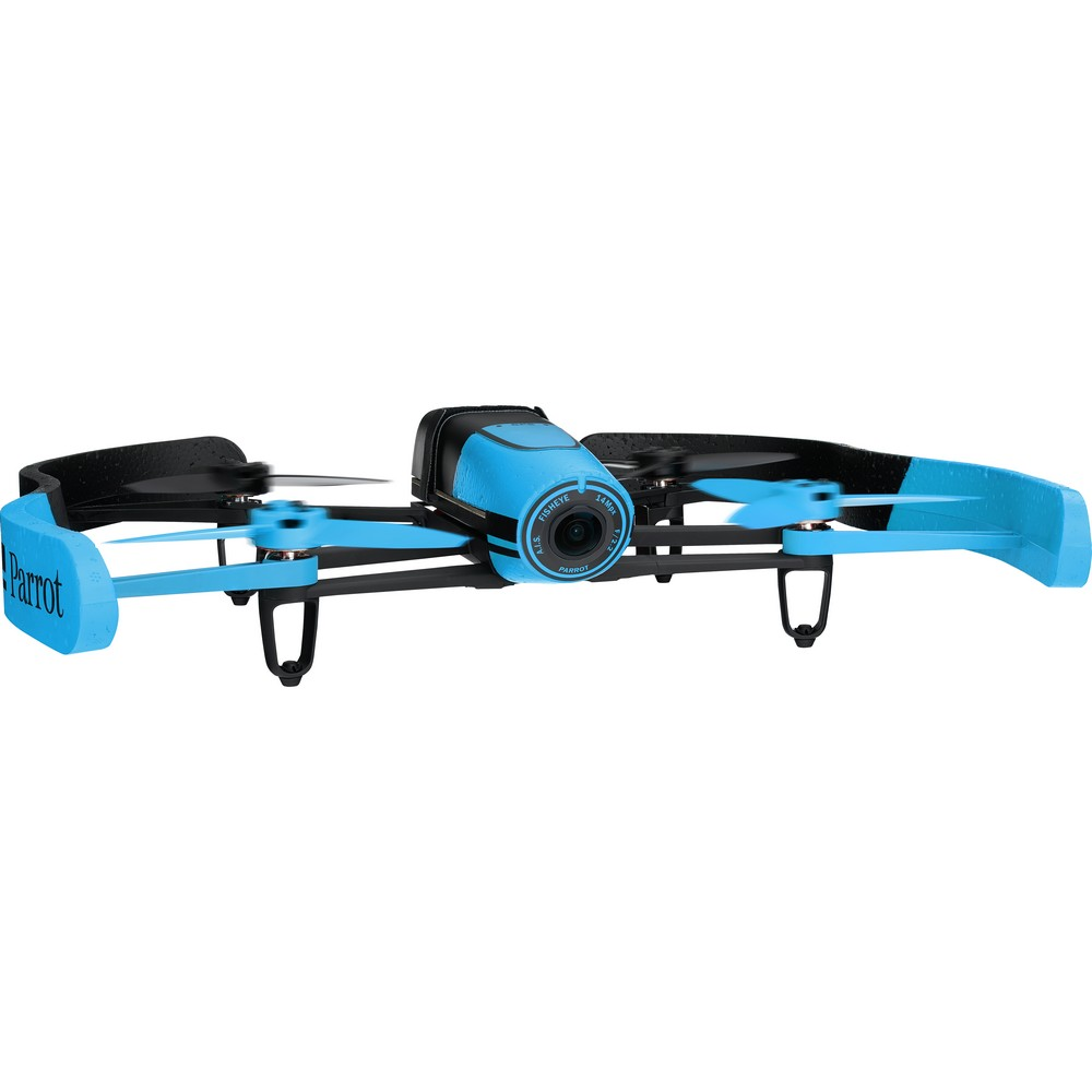 acheter un parrot bebop drone bleu sur robot advance. Black Bedroom Furniture Sets. Home Design Ideas