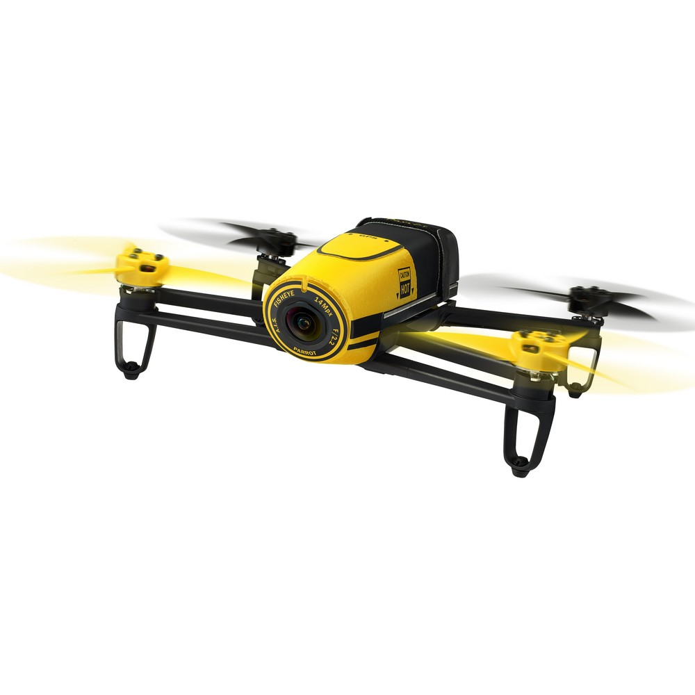 acheter un parrot bebop drone jaune sur robot advance. Black Bedroom Furniture Sets. Home Design Ideas