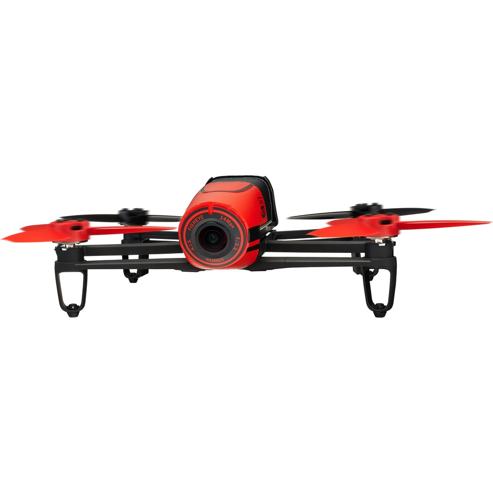 acheter un parrot bebop drone rouge sur robot advance. Black Bedroom Furniture Sets. Home Design Ideas