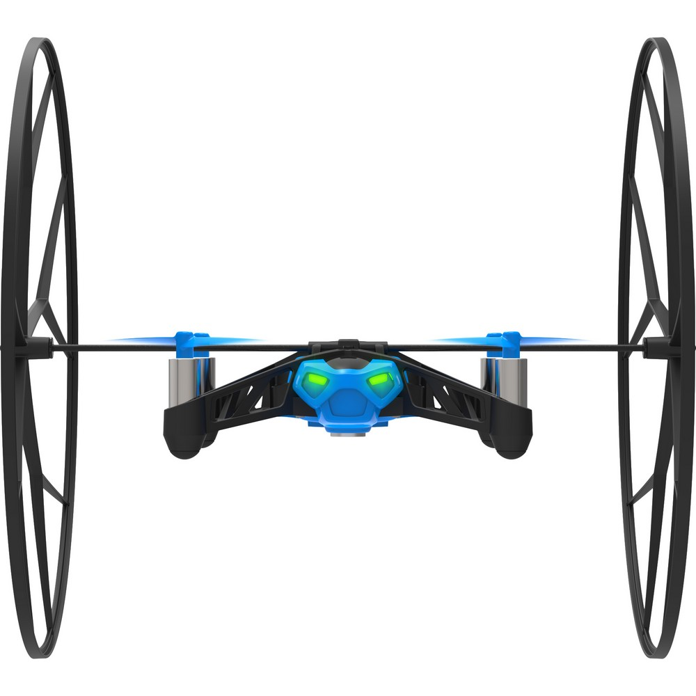 acheter un parrot minidrone rolling spider bleu sur robot advance. Black Bedroom Furniture Sets. Home Design Ideas