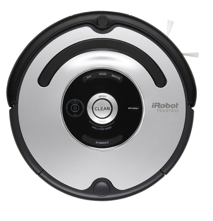 robot aspirateur irobot roomba 555 robot advance. Black Bedroom Furniture Sets. Home Design Ideas