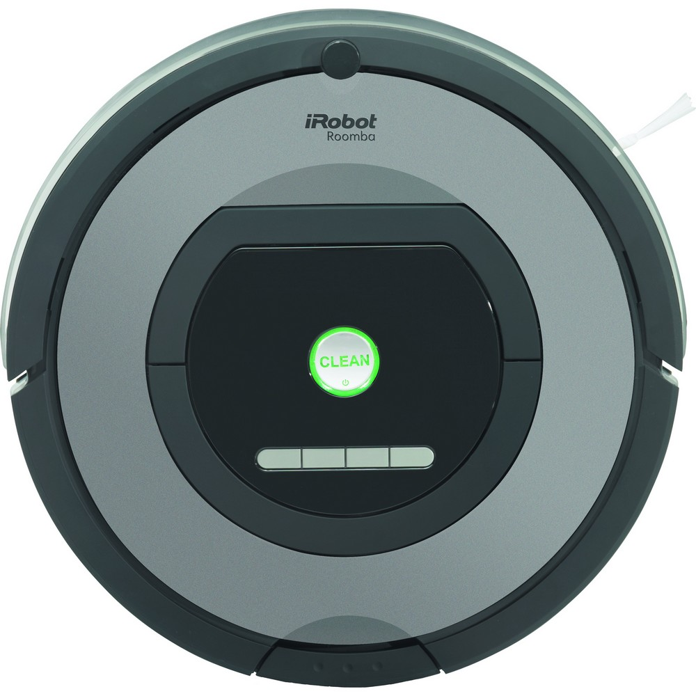 robot aspirateur roomba 772e d 39 irobot. Black Bedroom Furniture Sets. Home Design Ideas