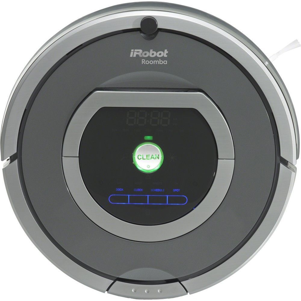 acheter un robot aspirateur irobot roomba 782 emb sur. Black Bedroom Furniture Sets. Home Design Ideas