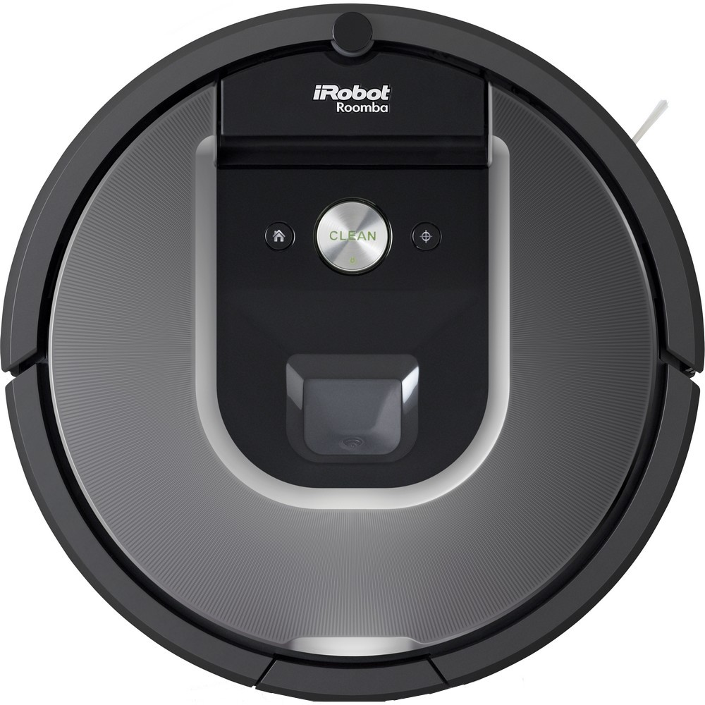 roomba 960 d 39 irobot robot aspirateur intelligent. Black Bedroom Furniture Sets. Home Design Ideas