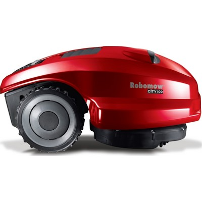 robot tondeuse robomow city 100 sur robot advance votre expert robot. Black Bedroom Furniture Sets. Home Design Ideas
