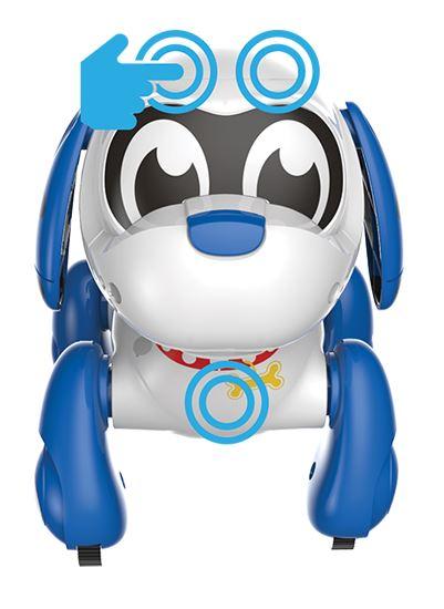 Ruffy Et Mooko Mini Puppy Robot Jouet Ycoo