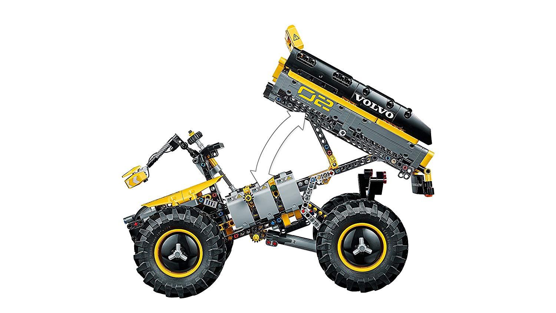 Tractopelle Lego Zeux 42081 Volvo Technic HE2IW9eDY