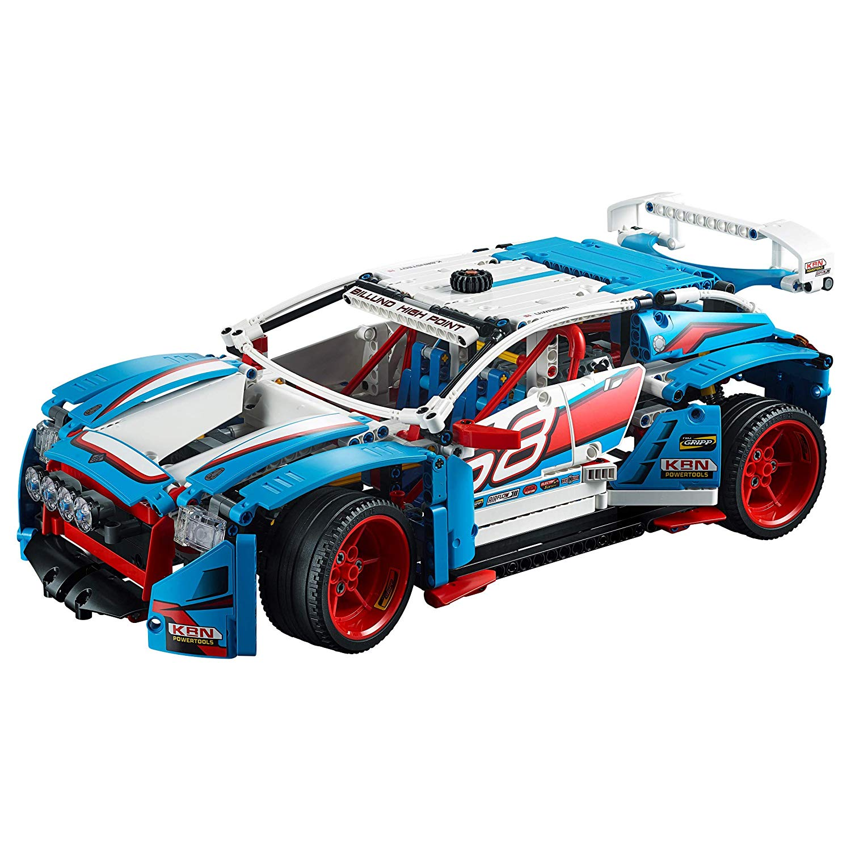Lego De Technic Voiture Rallye 42077 TcFJ3Kl1
