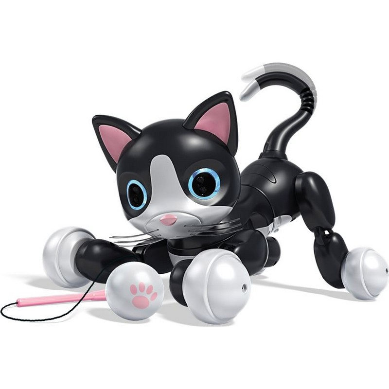 jouet chat robot