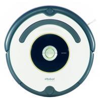 iRobot Roomba 620 Vacuuming Refurbished