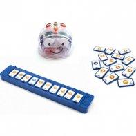 Bundle BlueBot Robot And Programming Bar