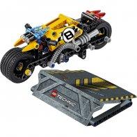 La Moto Du Cascadeur LEGO® TECHNIC 42058