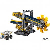 La Pelleteuse A Godets LEGO® TECHNIC 42055