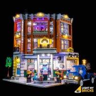 Lumières Pour LEGO Garage Du Coin 10264