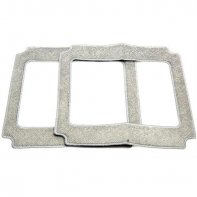 Microfiber Pads For Winbot 830 (x2)