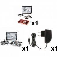Pack LEGO® MINDSTORMS® Education EV3 + (Avec logiciel)