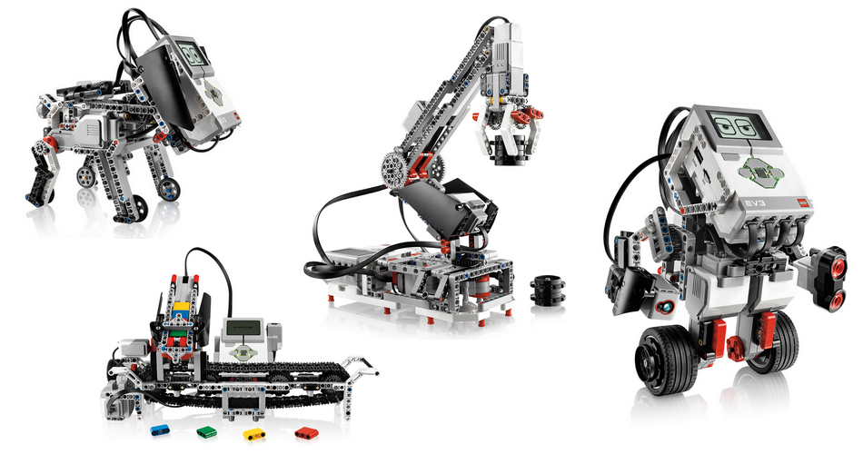 Lego Robotics Kits - Summit Maker Space