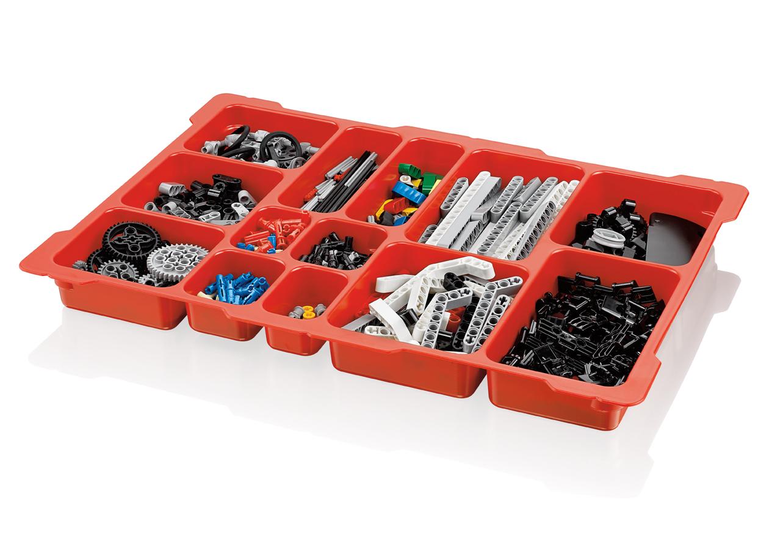 Contenu du kit LEGO Mindstorms EV3