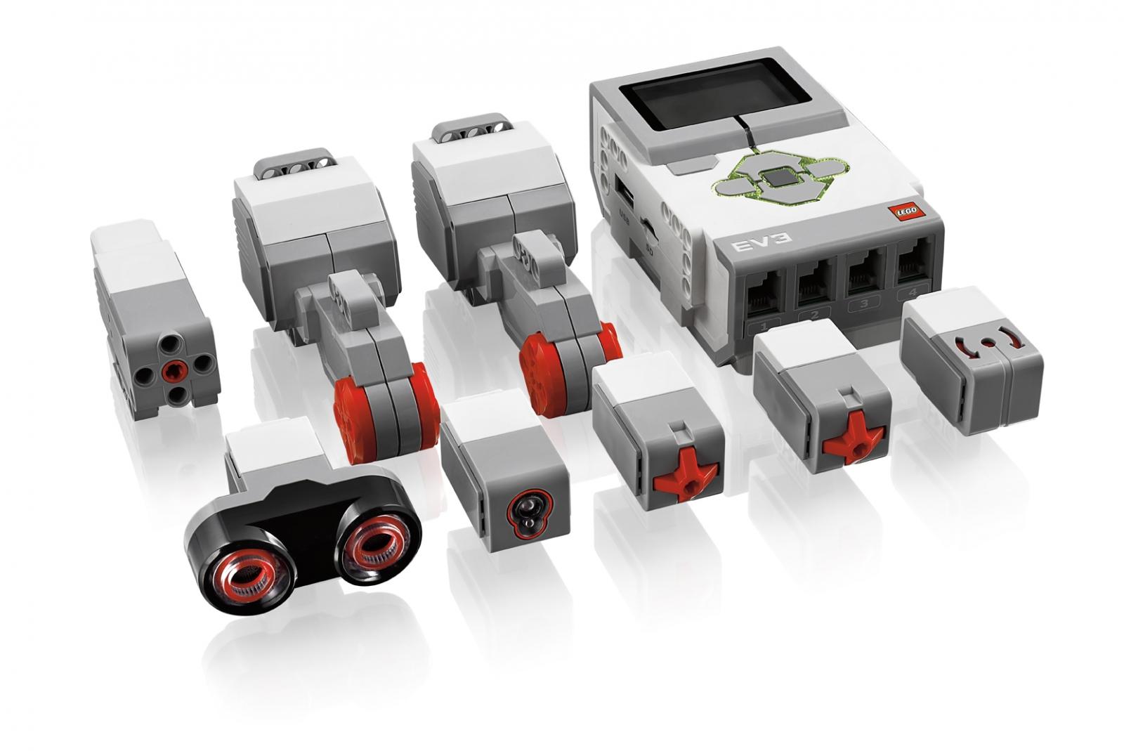 Contenu LEGO Mindstorms EV3