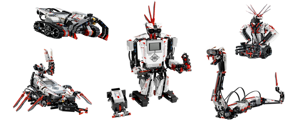 Buy LEGO® MINDSTORMS® EV3 on Robot Advance