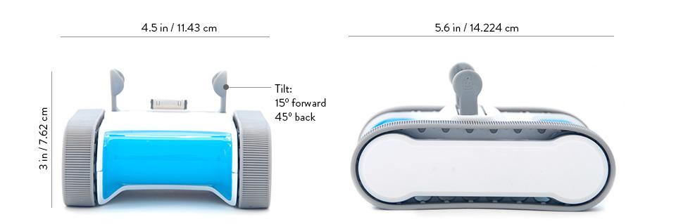 acheter un romo 30 pin pour iphone 4 sur robot advance. Black Bedroom Furniture Sets. Home Design Ideas