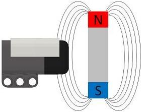 Schema capteur magnetique